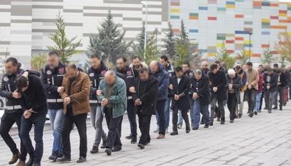 بتهمة الانتماء إلى جولن.. السلطات التركية تعتقل 9 من مواطنيها