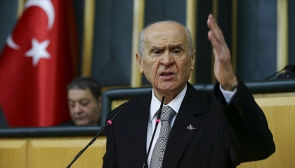 حليف أردوغان يتهم تحالف المعارضة بالإرهاب ويرفض استمرار الهدنة في كاراباخ