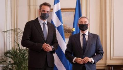 بعد تطاول أنقرة على أوتاوا.. كندا تبحث التعاون الدفاعي والتجاري مع اليونان
