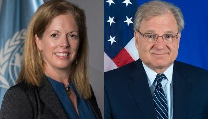 أمريكا للأمم المتحدة: ندعم جلسات المصالحة بين الفرقاء الليبيين