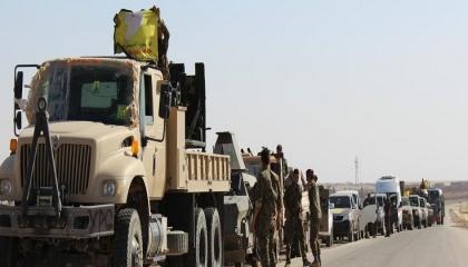 عبور شحنة أسلحة ومعدات عسكرية تركية إلى إدلب السورية