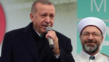 شيوخ أردوغان يستجدون الأتراك: تبرعوا بـ13 مليار ليرة لاستكمال بناء المساجد!