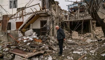 رئيس أرمينيا: تركيا هي العقبة أمام جهود التسوية السلمية في كاراباخ