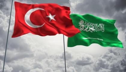 وزير الخارجية التركي يلتقي نظيره السعودي لبحث المستجدات الإقليمية
