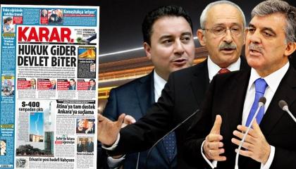الصحافة التركية تحذر أردوغان.. والمعارضة: إذا غاب العدل انهارت الدولة