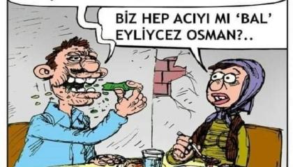 كاريكاتير: هل سيداوي العسل جروح المواطنين يا سيد أردوغان؟!