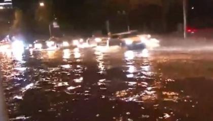 الأمطار تحاصر أنقرة.. والأرصاد الجوية التركية تعلن حالة الطوارئ