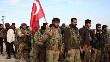 مرتزقة أردوغان يدفعون رشاوى للهروب من ليبيا والعودة إلى الأراضي السورية