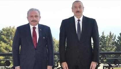 رئيس البرلمان التركي: أنقرة تصر على دعم أذربيجان في كاراباخ