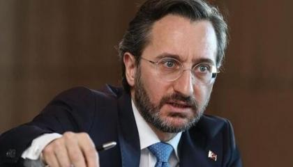 مدير اتصالات أردوغان: حل القضية القبرصية يتعطل بسبب الاتحاد الأوروبي