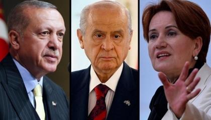 أكشنار لنظام أردوغان: تزعمون اكتشاف الغاز وتشترون أصوات الناخبين برغيف خبز!