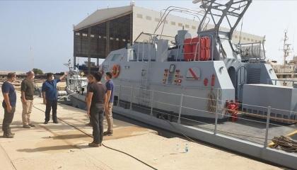 وزارة الدفاع التركية تدرب خفر سواحل حكومة الوفاق الليبية