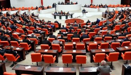 نواب حزب أردوغان «غياب».. تقاضوا 500 ألف ليرة لأداء اليمين فقط!