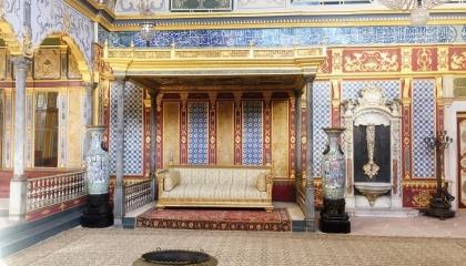 قصر بغداد في إسطنبول.. بناه السلطان العثماني بأموال العراقيين