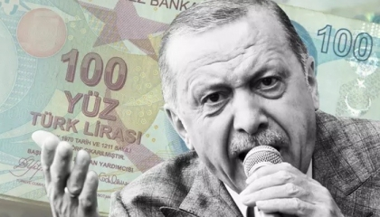 انفوجراف: قبل وبعد حكم أردوغان.. رحلة الـ50 ليرة والبنزين