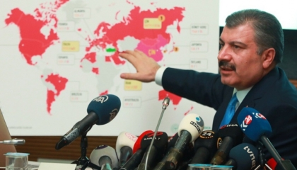 نظام أردوغان يعترف بعدم السيطرة على فيروس «كورونا»: نواجه امتحانًا صعبًا