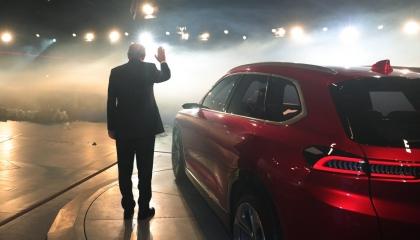 «مستقبل» داود أوغلو يسخر من سيارة أردوغان المحلية: مجمعة من أوروبا والصين