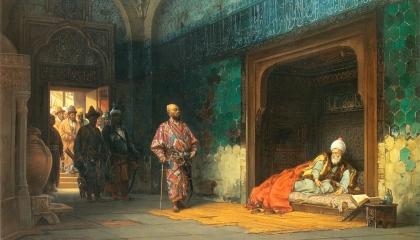 كيف أجل تيمورلنك الغزو العثماني لمصر 100 عام كاملة؟!