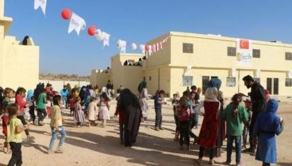 تركيا تطلق اسم المعزول محمد مرسي على مركز لأيتام الحرب في سوريا