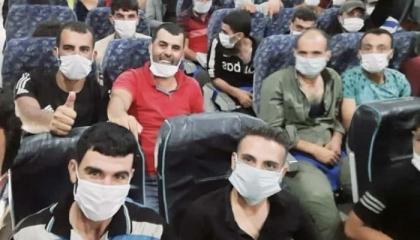 بعد ليبيا وكاراباخ.. أردوغان يشحن مرتزقته إلى الحدود التركية اليونانية