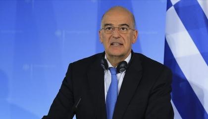 خارجية اليونان: اتفاقاتنا صادقة مع جميع جيراننا بالمتوسط باستثناء تركيا