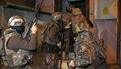 الشرطة التركية تعتقل 18 داعشيًا في قلب العاصمة أنقرة