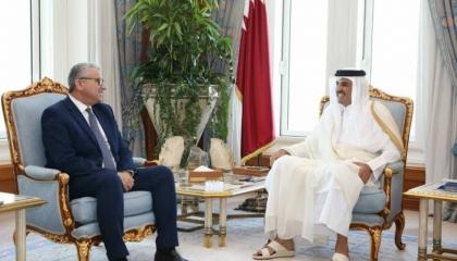 سيالة وباشاغا يسافران إلى الدوحة للقاء الأمير القطري