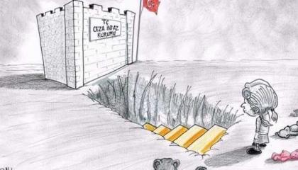 السجون.. مقبرة الأطفال الجماعية في عهد أردوغان
