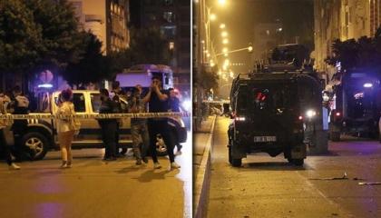 انفجار وسط مدينة هطاى جنوب تركيا