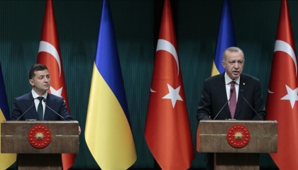 القرم.. ساحة جديدة في الحرب الباردة بين تركيا وروسيا
