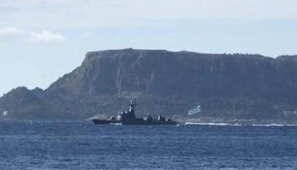 اليونان ترفع أعلامها على جزيرة ميس في عيد تركيا الجمهوري.. كيف ردت أنقرة؟
