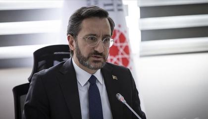 مدير الاتصالات التركية يدين هجوم نيس الإرهابي ويطالب بالقبض على مرتكبيه