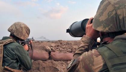 «الدفاع» التركية تعلن تحييد 5 أشخاص ينتمون لحزب العمال الكردستاني