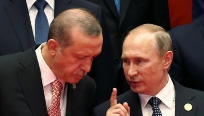 روسيا تُرسل 11 طائرة إضافية لإطفاء الحرائق التركية