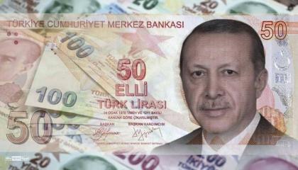 الدولار الأمريكي يقفز إلى 8.35 ليرة تركية.. واليورو يقترب من 10 ليرات