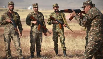 المرصد السوري: مقتل 14 من مرتزقة تركيا في كاراباخ
