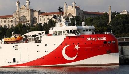 الخارجية اليونانية: «نافتكس» التركي الجديد غير قانوني ويمتد لجرفنا القاري