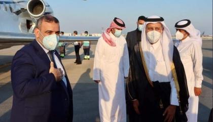 أمير قطر يستقبل خالد المشري لمناقشة آخر مستجدات الوضع في ليبيا