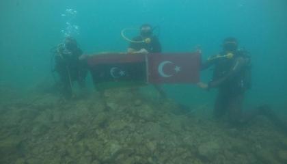 وزارة الدفاع التركية تدرب عناصر من «الوفاق» الليبية على فنون القتال