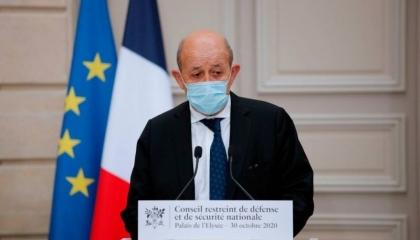 عودة السفير الفرنسي إلى أنقرة بطلب من الاتحاد الأوروبي