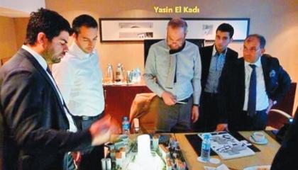 بالوثائق.. أردوغان استضاف ممول «تنظيم القاعدة» في مقر إقامته الخاص بإسطنبول