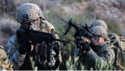 وزارة الدفاع التركية: تحييد 9 أشخاص في شمال سوريا