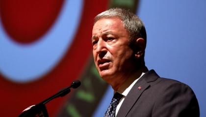 أكار: لا خسائر في الجيش بسبب زلزال إزمير.. والأرمن يدعمون الإرهاب في تركيا