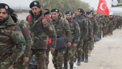 المرصد السوري: 230 مرتزقًا يصلون أذربيجان للقتال في كاراباخ