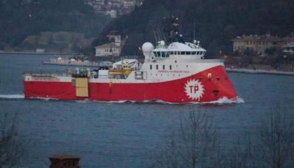 تركيا تستفز قبرص بـ«نافتكس» جديد بالقرب من سواحلها