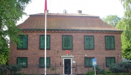 بالوثائق.. السفارة التركية في السويد تتجسس على معارضي أردوغان وتعتدي عليهم