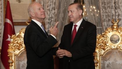 زلزال بايدن يعصف بإدارة أردوغان..هل استقال البيرق خوفا من فتح ملفات الفساد؟