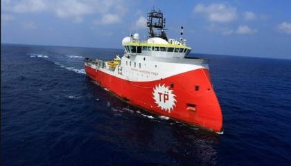 قبرص تطالب تركيا بسحب سفينة بربروس من منطقتها الاقتصادية الخالصة