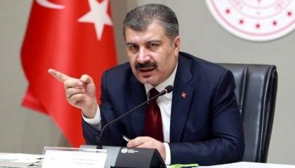 390 ألف إصابة كورونا في تركيا.. ووفيات اليوم تسجل 83 حالة