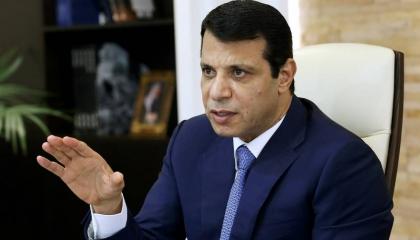 دحلان: الانعطاف في موقف أنقرة تجاه مصر والسعودية مؤشر واعد